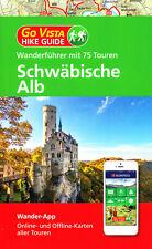 REISEFÜHRER Wanderführer Schwäbische Alb 75 Touren, Ausg. 2019/20 NEU 240 Seiten