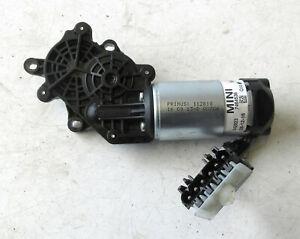 Genuine Used MINI Folding / Convertible Roof Motor for F57 Cabrio - 7464536