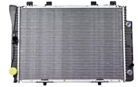 MERCEDES-BENZ S W140 Engine Cooling Radiator A1405002103 NEW GENUINE