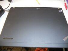 """Lenovo ThinkPad X201 12.1"""",BLACK LID COVER  SKIN"""