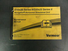 Vermeer Navigator Horizontal Directional Drill