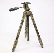 Manfrotto Aluminum Tripod Sniper PAINTED Camo Adjustable Hight Quick Release