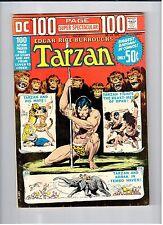DC 100 PAGE SUPER SPECTACULAR #19 Tarzan 1973 VF/NM Vintage Comic