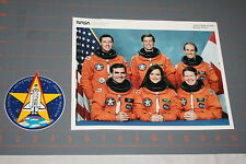 Vintage NASA Space Shuttle Program Press Kit STS-52