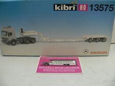 1/87 Kibri 13575 MB SK HD ZM mit Baggerbrücke Scheuerle
