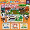 Takara Tomy Yujin ANIMAL CROSSING Diorama & Figure Playset Full Set