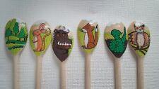 Grufallo Story Spoons