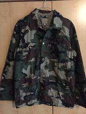 Carhartt WIP Digger Camo Coat Jacke Gr. M
