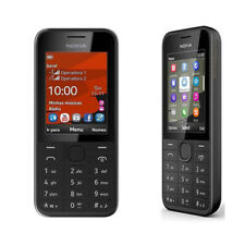 Telefono Bluetooth 3G originale sbloccato Nokia 208 Unlocked 1.3MP Camera