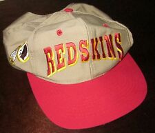 90's Vintage Washington Redskins snapback hat ballcap by Twill