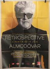 Affiche Rétrospective Almodovar - 120*160 - Pliée