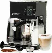 EspressoWorks 10Pc All-in-One Barista Bundle Espresso Machine & Cappuccino Maker