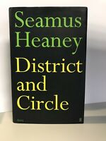 Seamus Heaney first edition District and Circle 2006
