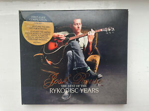 Josh Rouse The best Of Rykodisc Years Double CD Disc Album Music 2 Complilation