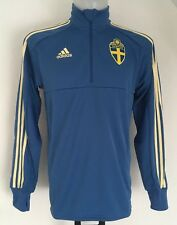 Sweden 2018/19 Blue Training Pants by adidas Size Adults Medium