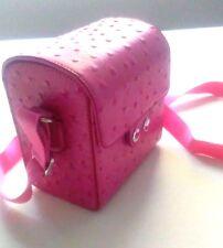 Nikon 1 camera Leather  Case J1 J2 J3 V1 V2 pink color