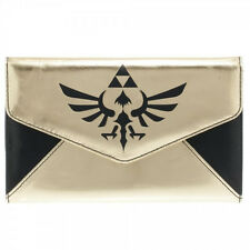Nintendo THE LEGEND OF ZELDA Skyward Sword - Womens Wallet - Ladies Clutch