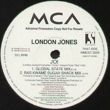 LONDON JONES - Joy (Double Pack Promo) - Mca