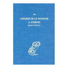 Les Origines De La Monnaie A. Athenes  (SD156)