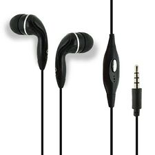 30 of Black Handsfree Headphone with Mic 3.5 MM