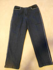 Dana Buchman Blue Capri Jeans Size 4