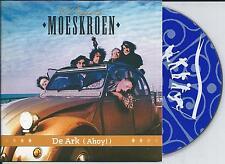 PATER MOESKROEN - De Ark (Ahoy!) CD SINGLE 2TR 2004 CARDSLEEVE HOLLAND