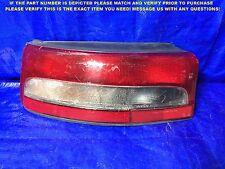 OEM 1990 1991 1992 1993 1994 MAZDA 323 HATCHBACK DRIVER LEFT TAIL LIGHT 043-1386