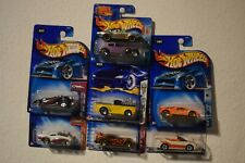 Hot Wheels Lot Konvolut 8er Set in Ovp #6💥