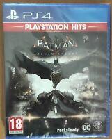 Sony Playstation 4/Ps4 Batman:Arkham Knight versione Italiana nuovo e sigillato!