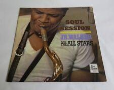 Jr Walker Soul Session Rare Jazz Vintage Vinyl LP 1966 UK 1st Press Motown NM/EX