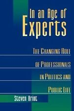 In an Age of Experts-ExLibrary