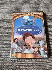 Ratatouille DVD 1pk family children G full screen disney Pixar