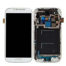 For Samsung S4 SCH-I545 SPH-L720 SCH-R970 LCD Touch Screen+Frame White US