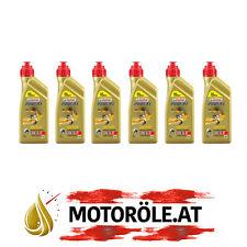6x1 Liter Castrol Power 1 4T 20W-50 Motoröl, API SJ - JASO MA2
