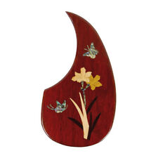 Guitar Pickguard for Classical Acoustic Guitar Cocopolo for 40 41 inch Guitar