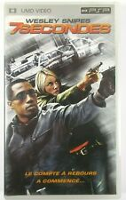 7 secondes (7 Seconds) Wesley Snipes Film UMD Video pour Sony PSP