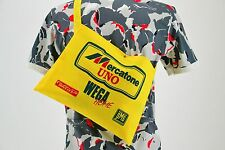 Bianchi Mercatone Uno NOS Musette Feed Bag Made in Italy Pantani Tour De France