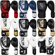 Venum Challenger 3.0 Boxing Gloves Sparring MMA Muay Thai 10 12 14 16oz New
