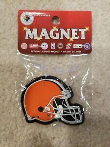 Cleveland Browns Fridge Magnet  Officially Licensed Product Helmet Magnet