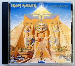 Iron Maiden - Powerslave - ©&®1984 EMI Made In W.Germany 1°STAMPA
