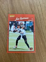 Joe Burrow RC 2020 Panini Instant Rated Rookie Retro Rookie Only 2044 Made! Read