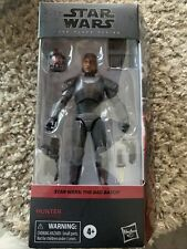 Star Wars Black Series HUNTER Bad Batch MISP - IN Hand Fast Shipping clone wars