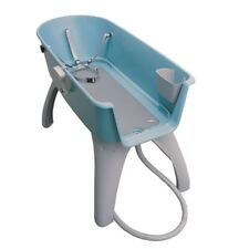 Booster Bath Elevated Dog Bath and Grooming Center Xl Teal