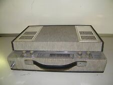 Vintage FUJIYA Portable Stereo Model STRP-123 Record Player Phonograph Rare