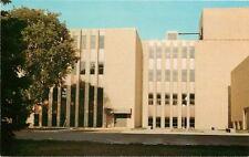 Moorhead Minnesota~Carl B Yivisaker Library Addition~Concordia College~1970s PC