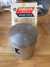 Yamaha NOS piston fisrt oversize OS 0.25 SL396 Snomobile Snow machine 1969