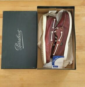 Paraboot Boat Shoes Made In France UK 7 , Euro 41.