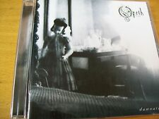 OPETH DAMNATION CD MINT- MUSIC FOR NATIONS