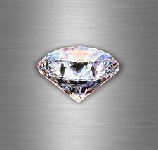 Sticker aufkleber auto motorrad helm tuning autoaufkleber diamant diamanten r4