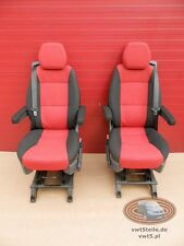 Fiat Ducato Hymer Camper Fahrersitz Beifahrersitz Sitze Sitz Pilotensitz Jumper